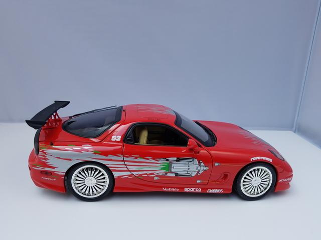 Mazda RX-7 – Racing Champions