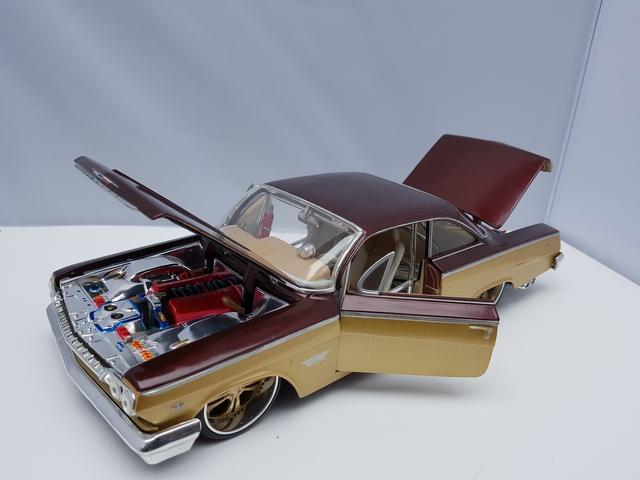 '62 Chevrolet Belair – Maisto