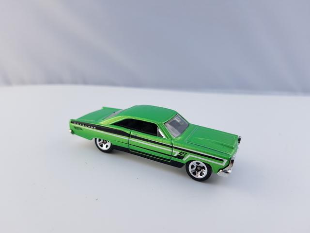 '66 Ford Fairlane GT [E11] – Mattel 2009