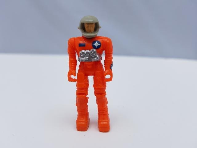 Starcom – Capt. Pete Yablonsky – Coleco 1986