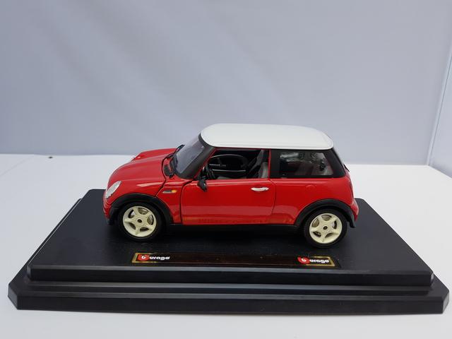 Mini Cooper – Bburago 3379 – 2000