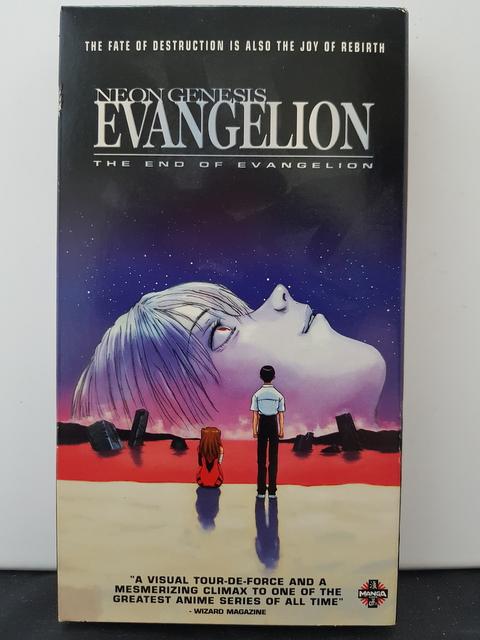 Neon Genesis Evangelion – Manga 2002