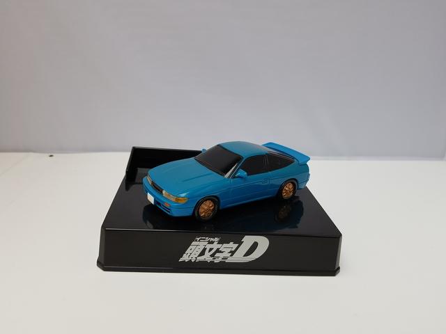 Nissan 180 SX – Banpresto 2002